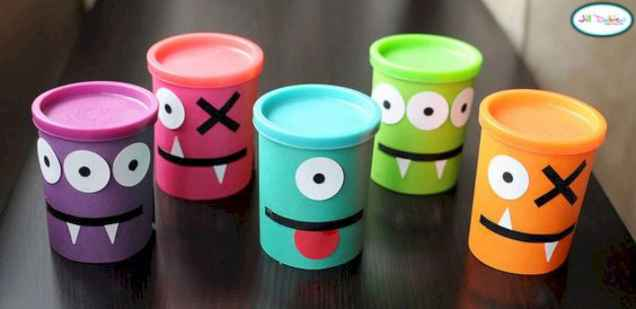 25 easy crafts diy halloween ideas for kids (4)