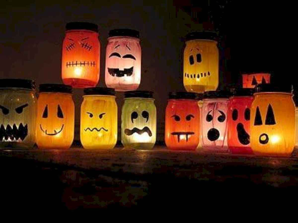 40 creative and easy diy halloween ideas decorations on a budget (17)