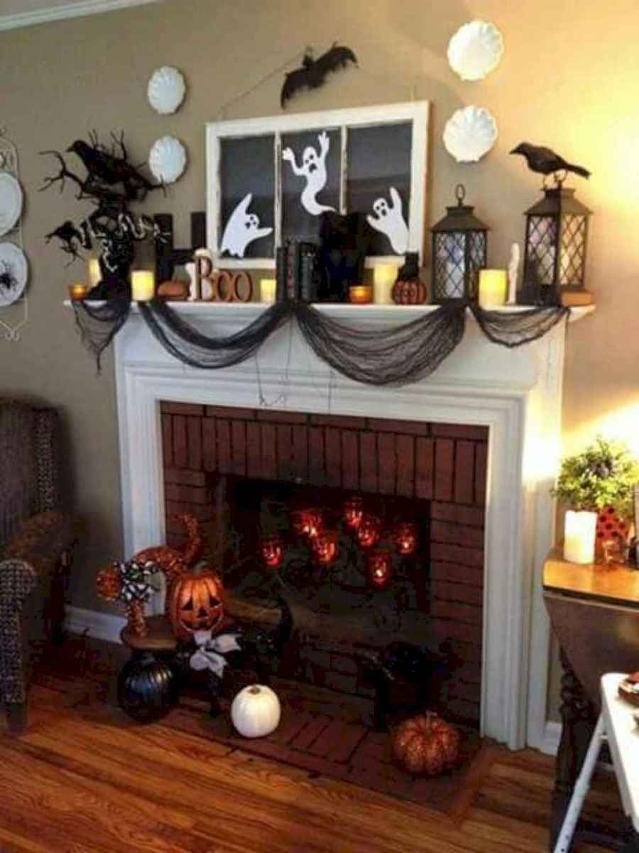 40 creative and easy diy halloween ideas decorations on a budget (23)