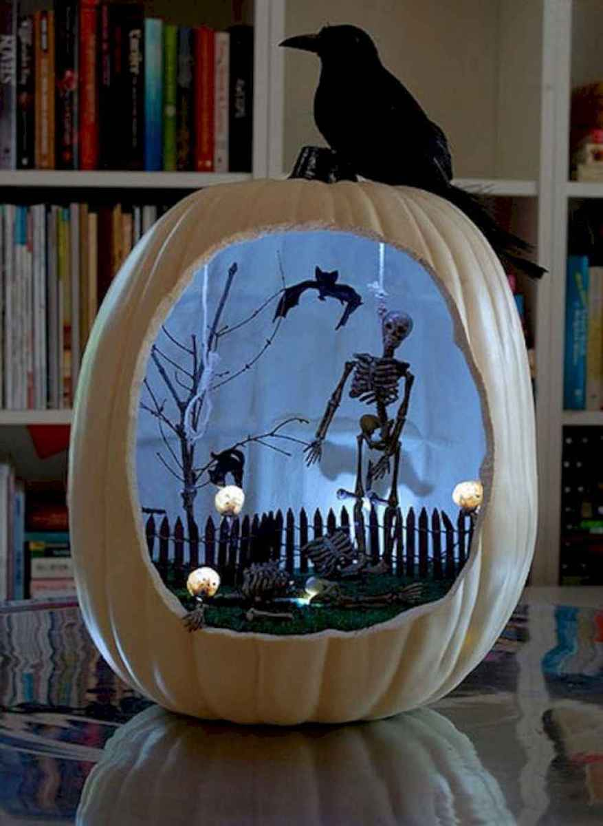 40 creative and easy diy halloween ideas decorations on a budget (39)