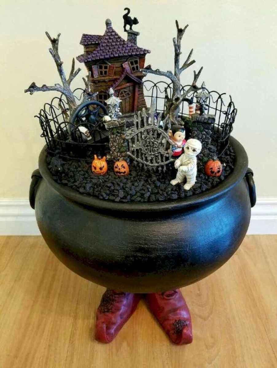 40 creative and easy diy halloween ideas decorations on a budget (43)