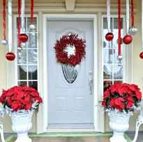 50 stunning christmas front porch decor ideas and design (24)