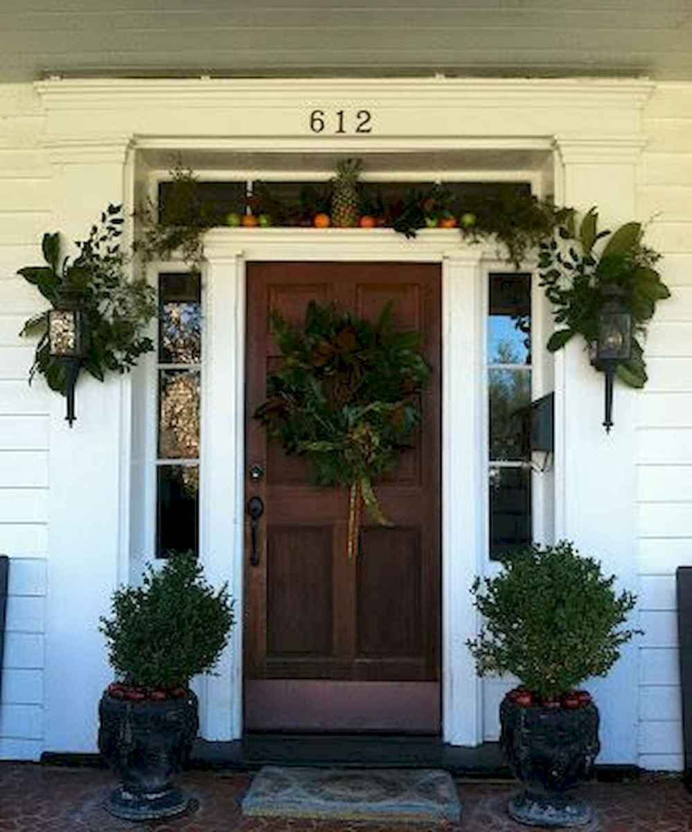 50 stunning outdoor christmas decor ideas and makeover (18)