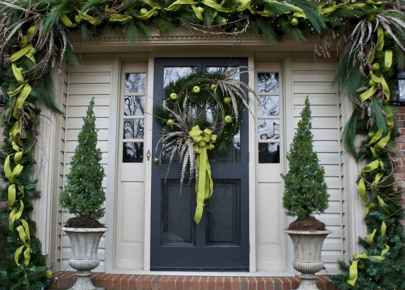 50 stunning outdoor christmas decor ideas and makeover (23)