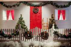 50 stunning outdoor christmas decor ideas and makeover (3)