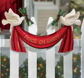 50 stunning outdoor christmas decor ideas and makeover (42)