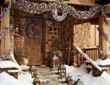 50 stunning outdoor christmas decor ideas and makeover (5)