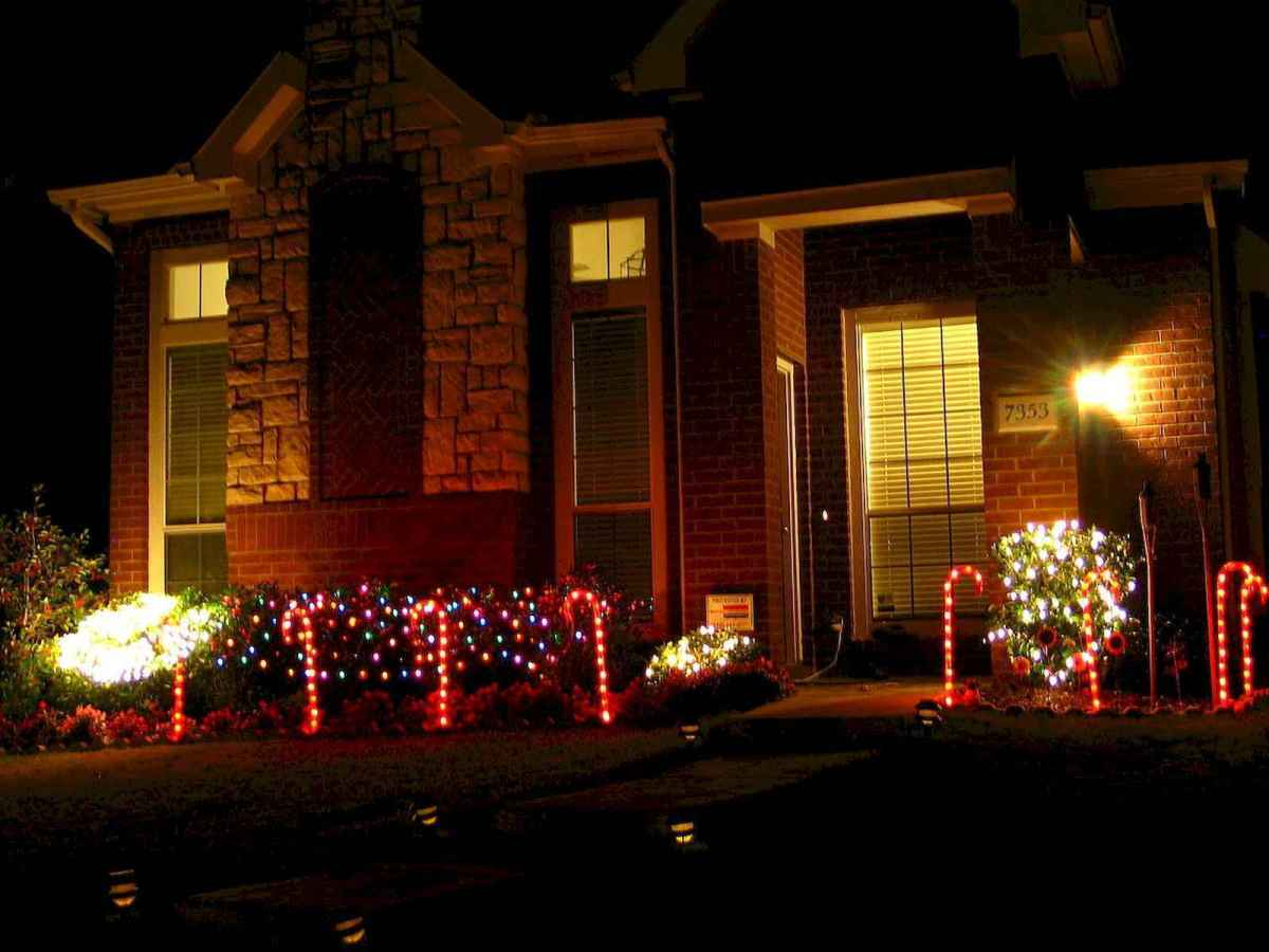 50 stunning outdoor christmas decor ideas and makeover (6)