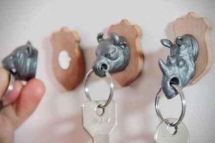 15 most creative diy key holder ideas decorations (12)