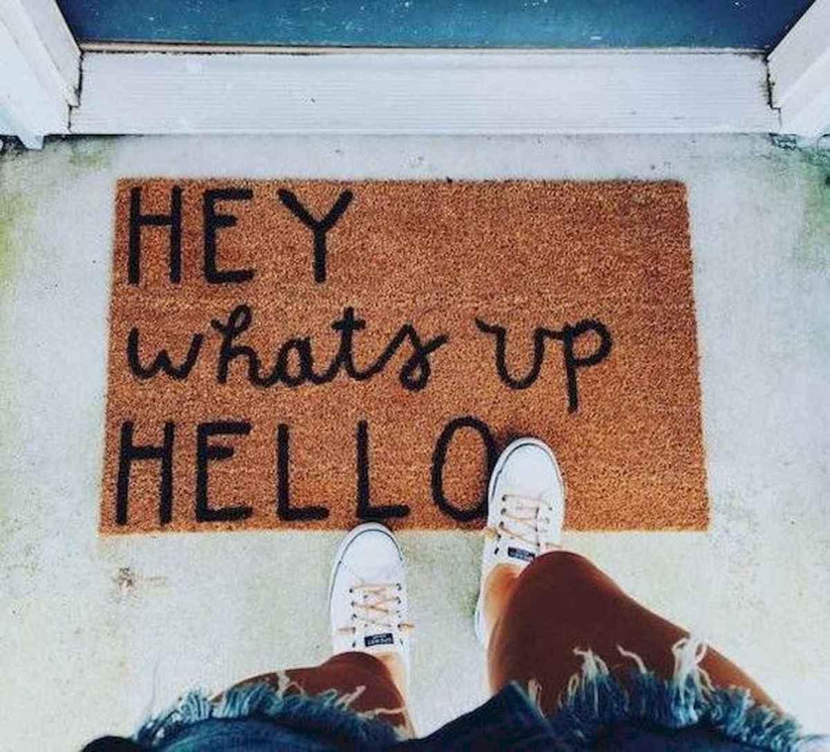 20 funny rug door mats design ideas (20)