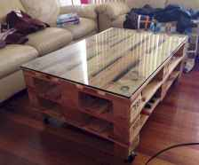 25 most creative wooden pallets projects ideas (12)