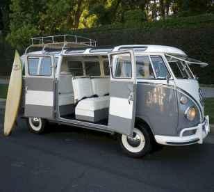 30 creative vw bus interior design ideas (17)