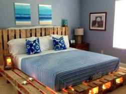 30 creative wooden pallets bed projects ideas (9)