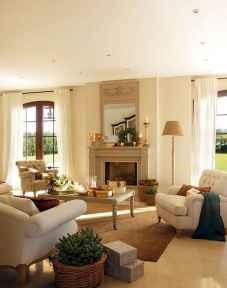 30 elegant farmhouse living room decor ideas (17)