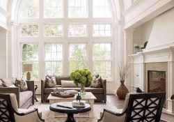 30 elegant farmhouse living room decor ideas (21)