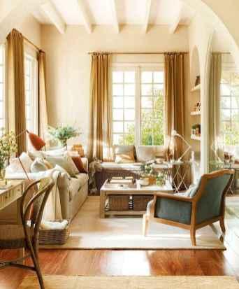 30 elegant farmhouse living room decor ideas (22)
