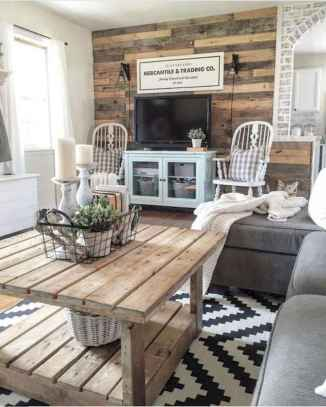 30 elegant farmhouse living room decor ideas (6)