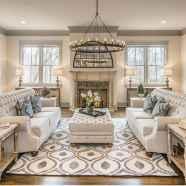 30 elegant farmhouse living room decor ideas (7)