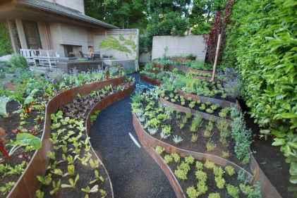 35 stunning vegetable backyard for garden ideas (6)