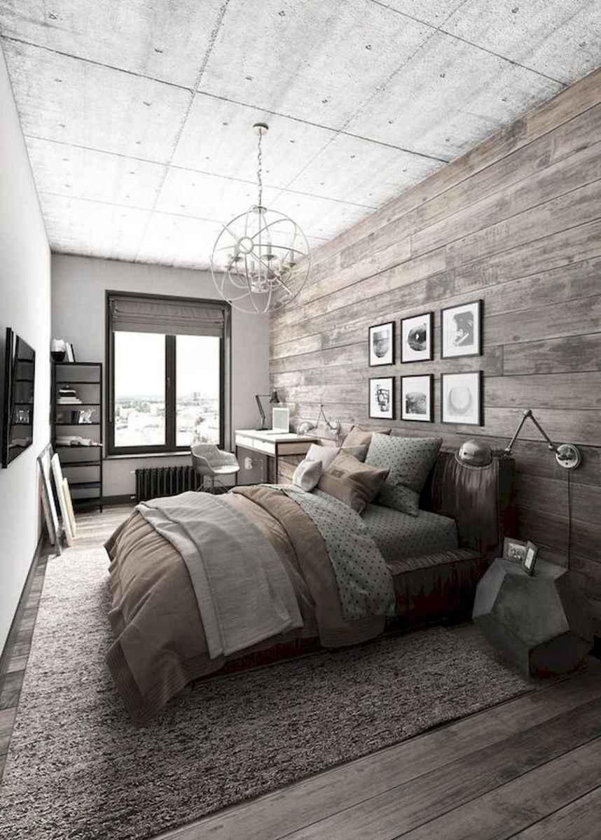40 creative small apartment bedroom decor ideas (33)
