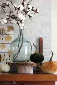40 elegant fall mantle decor ideas (27)