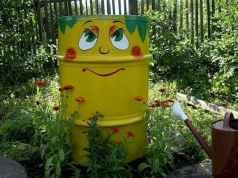 50 creative container gardening flowers ideas decorations (10)