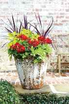 50 creative container gardening flowers ideas decorations (31)