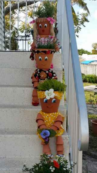 50 creative container gardening flowers ideas decorations (34)