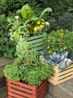 50 creative container gardening flowers ideas decorations (48)