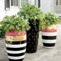 50 creative container gardening flowers ideas decorations (50)