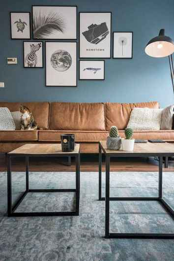60 most elegant wall art ideas for living room makeover (60)