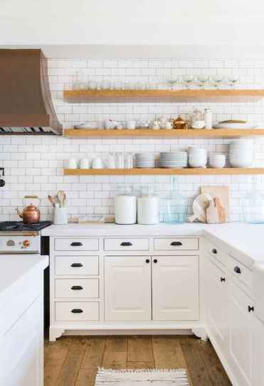 25 best subway tile kitchen for farmhouse ideas (12)