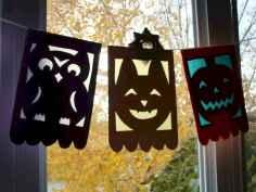 40 cheap and easy halloween decor ideas (8)