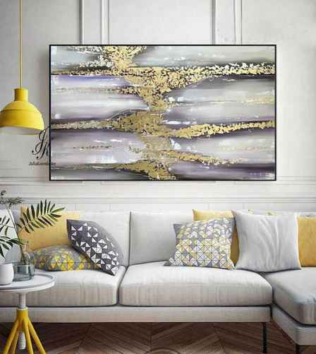 25 stunning wall painting ideas that so artsy (9)