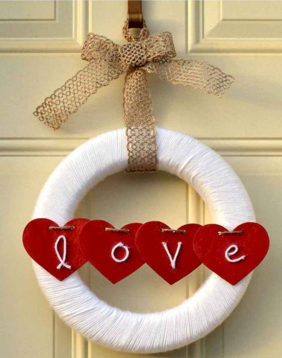 110 easy diy valentines decorations ideas and remodel (29)
