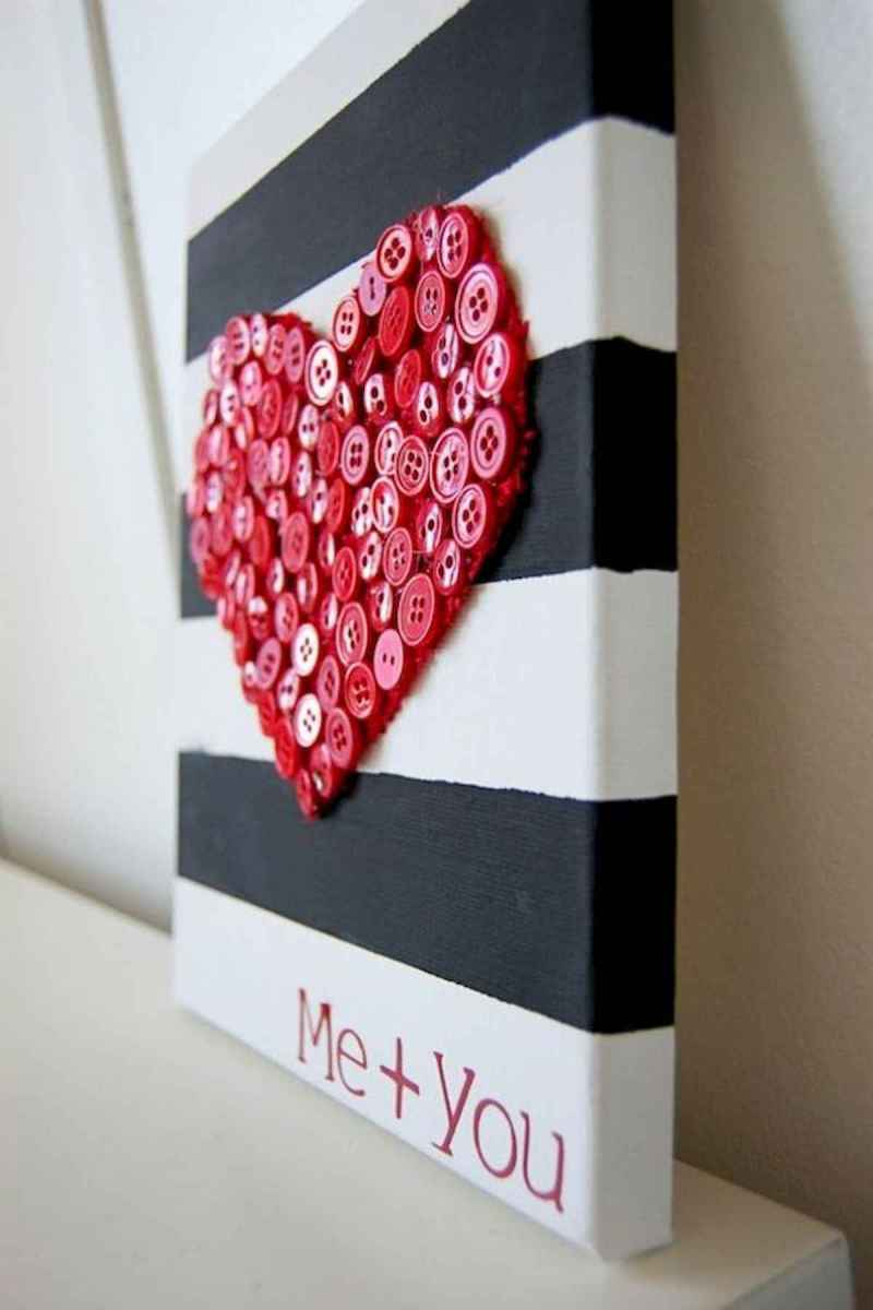 110 easy diy valentines decorations ideas and remodel (34)