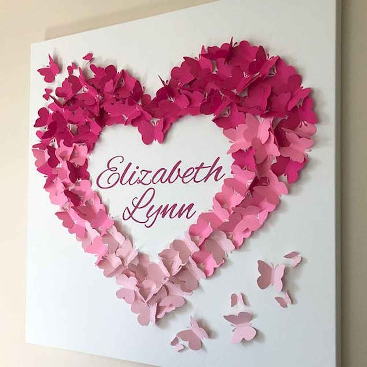 110 Easy Diy Valentines Decorations Ideas And Remodel 40