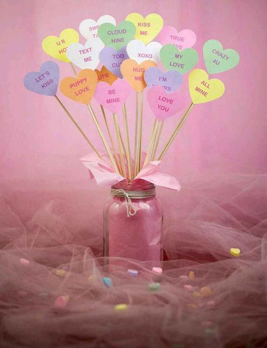 110 easy diy valentines decorations ideas and remodel (48)