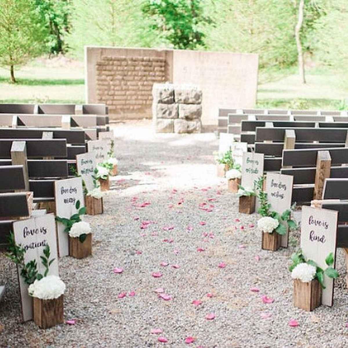 40 awesome backyard wedding decor ideas (36)
