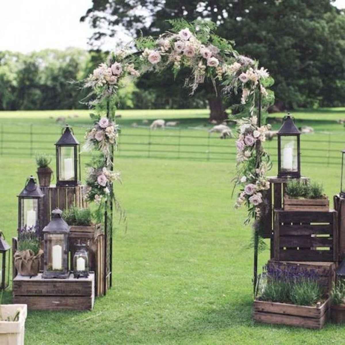 40 awesome backyard wedding decor ideas (38)