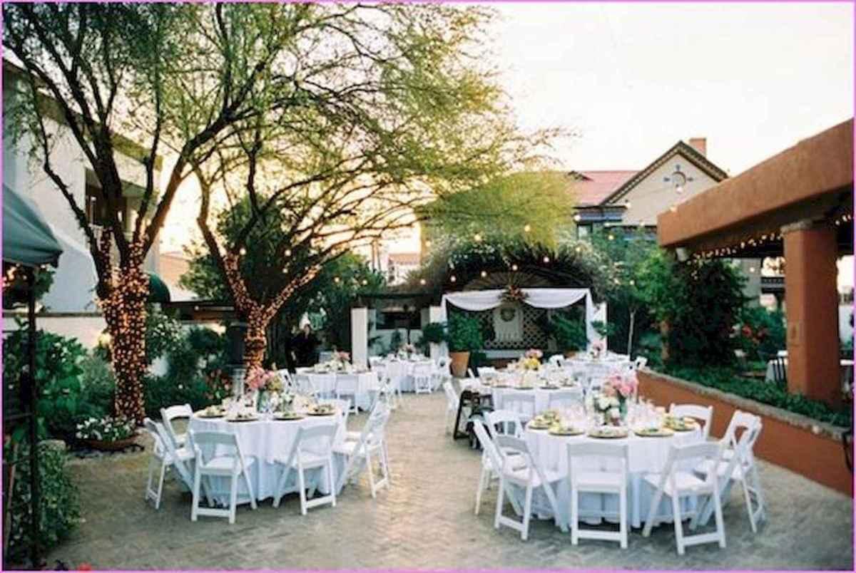 40 awesome backyard wedding decor ideas (43)