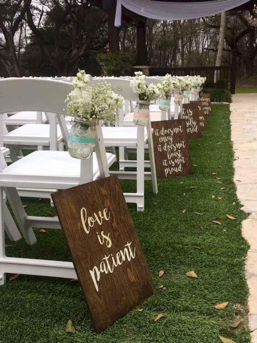40 awesome backyard wedding decor ideas (44)