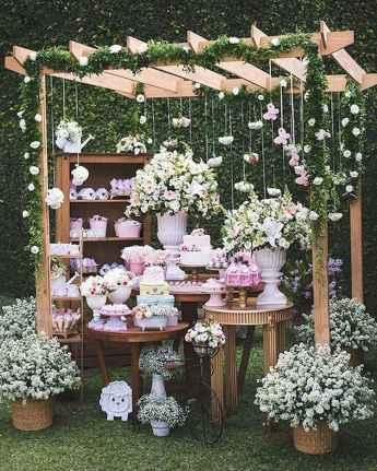 40 awesome backyard wedding decor ideas (8)