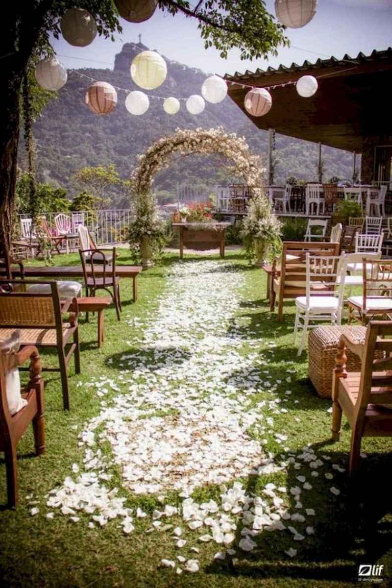 40 awesome backyard wedding decor ideas (9)