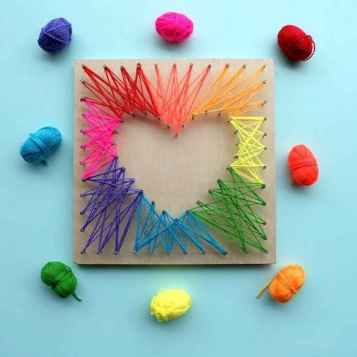 50 inspiring easy craft ideas for kids you must try (48)