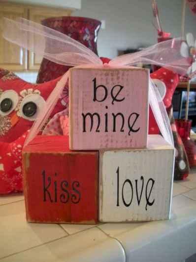 75 lovely valentines day crafts design ideas (21)