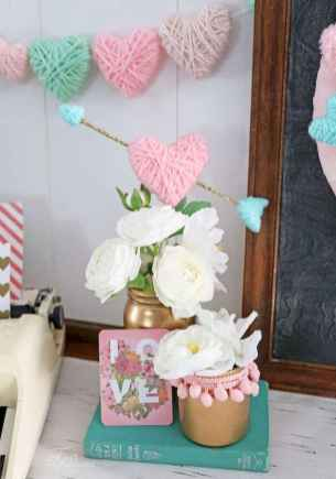 75 lovely valentines day crafts design ideas (27)