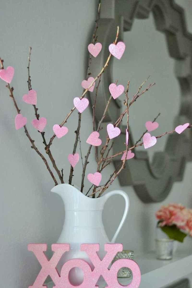 75 lovely valentines day crafts design ideas (29)