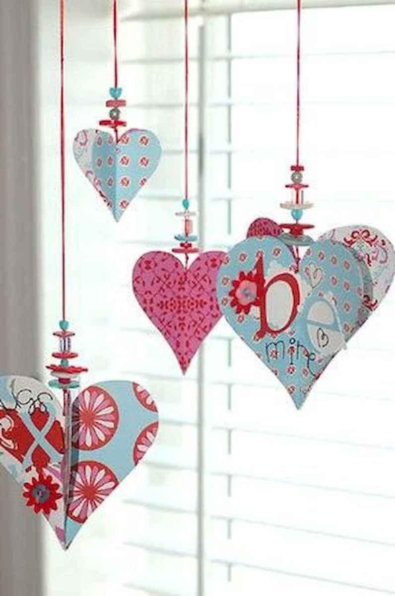 75 lovely valentines day crafts design ideas (30)