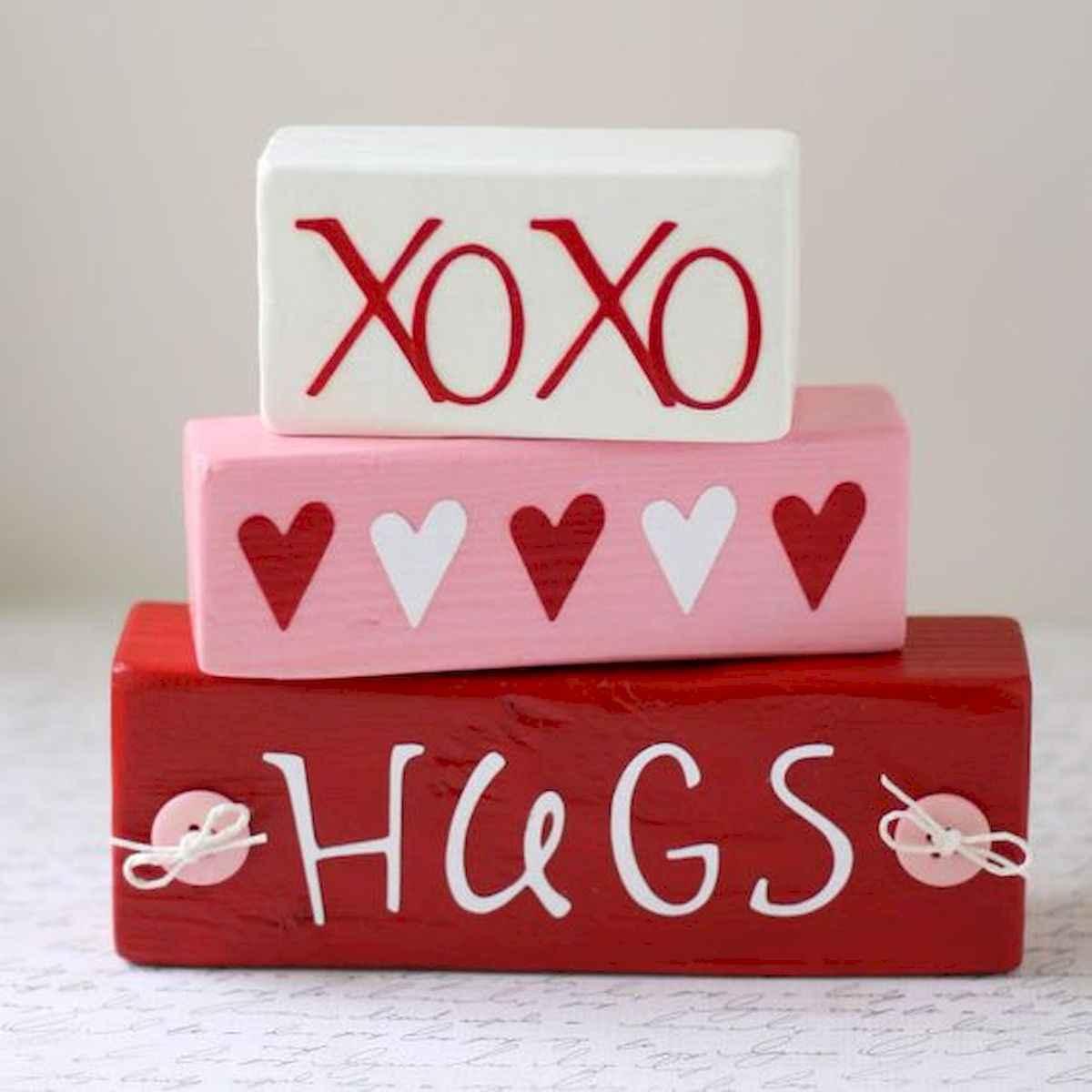 75 lovely valentines day crafts design ideas (41)